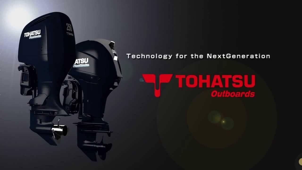 Объем масла в моторах Tohatsu серии TLDI