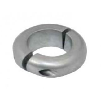 00557AL. Анод алюминиевый на гребной вал 35мм