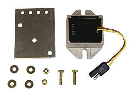 01-154-21C. Реле регулятор напряжения Polaris 01-154-21C