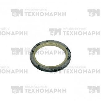 09-718028. Уплотнительное кольцо глушителя Yamaha 09-718028