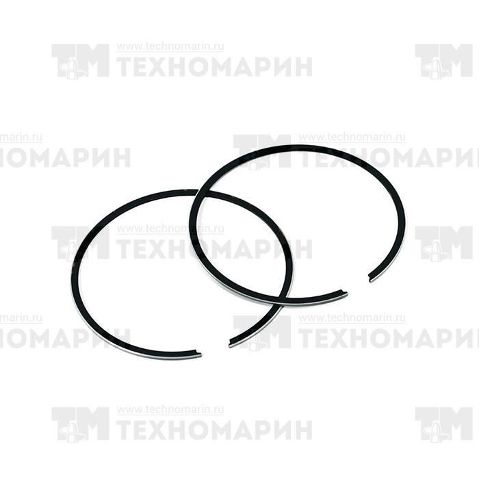 09-719R. Поршневые кольца Polaris 488LC (номинал) 09-719R