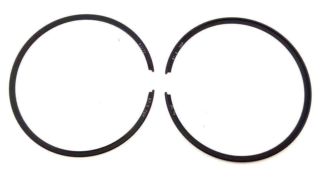 09-752-01R. Поршневые кольца 440F (+0,25 мм)