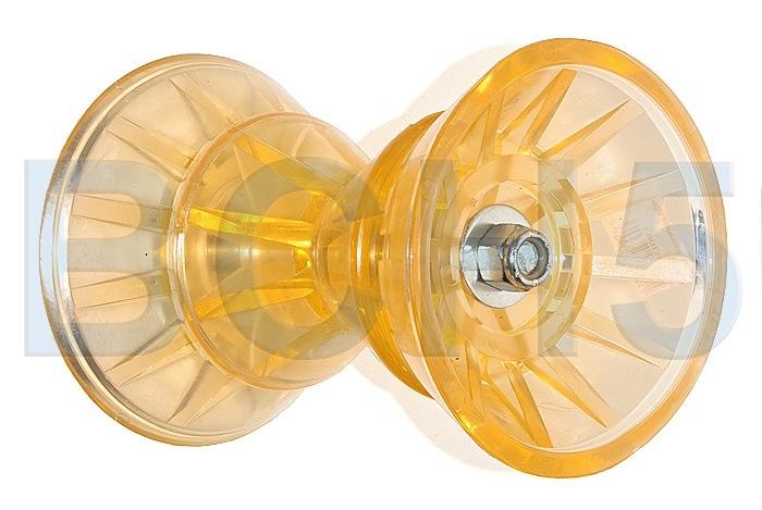 C11301-S. Ролик подкильный 102мм с крепеж C11301-S
