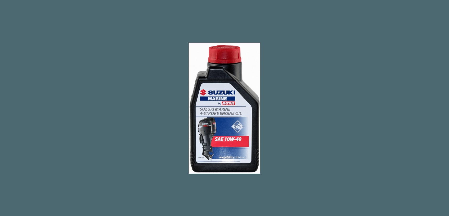 106103. Масло 4-х такт.10W40 Mineral Motul Suzuki (1л) ПЛМ