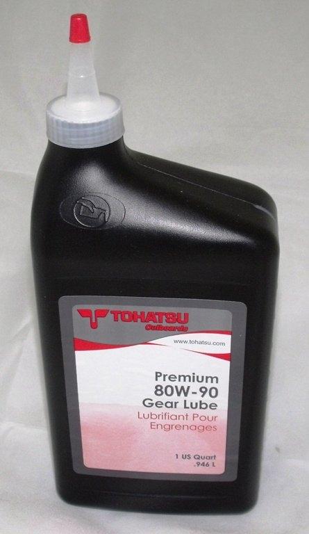 Смазка редукторная TOHATSU 80W90(1л) 332823100