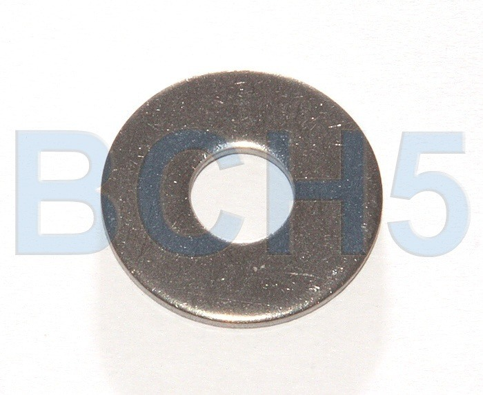 DIN9021 12. Шайба кузовная 12 нерж.А2