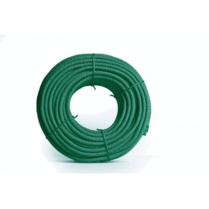 115319P. Шнур яхтенный ЭКСТРИМ 8мм зеленый