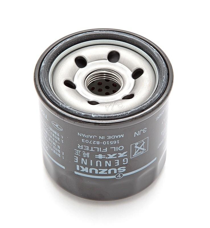 16510-82703. Фильтр масляный Suzuki 140 16510-82703