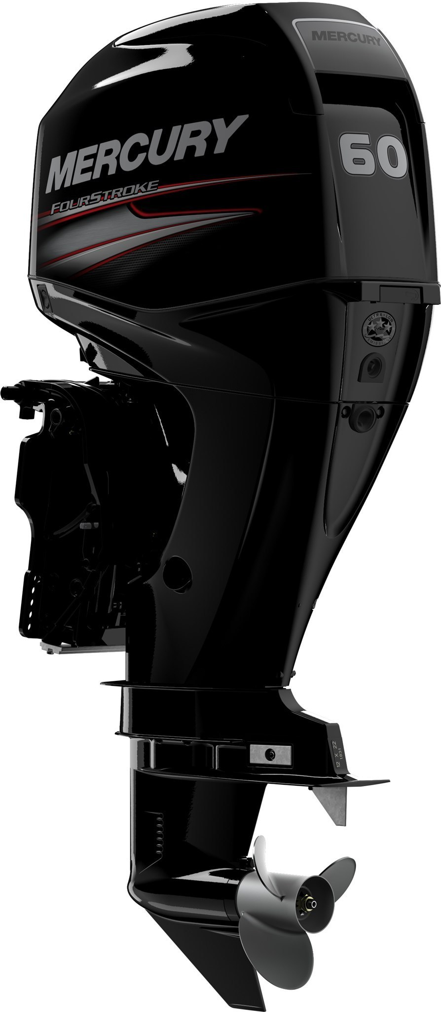 Mercury F 60 ELPT EFI. Лодочный мотор Mercury F 60 ELPT EFI