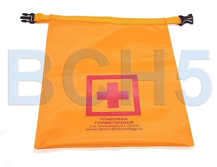 F-12554. Упаковка герметичная Аптечка
