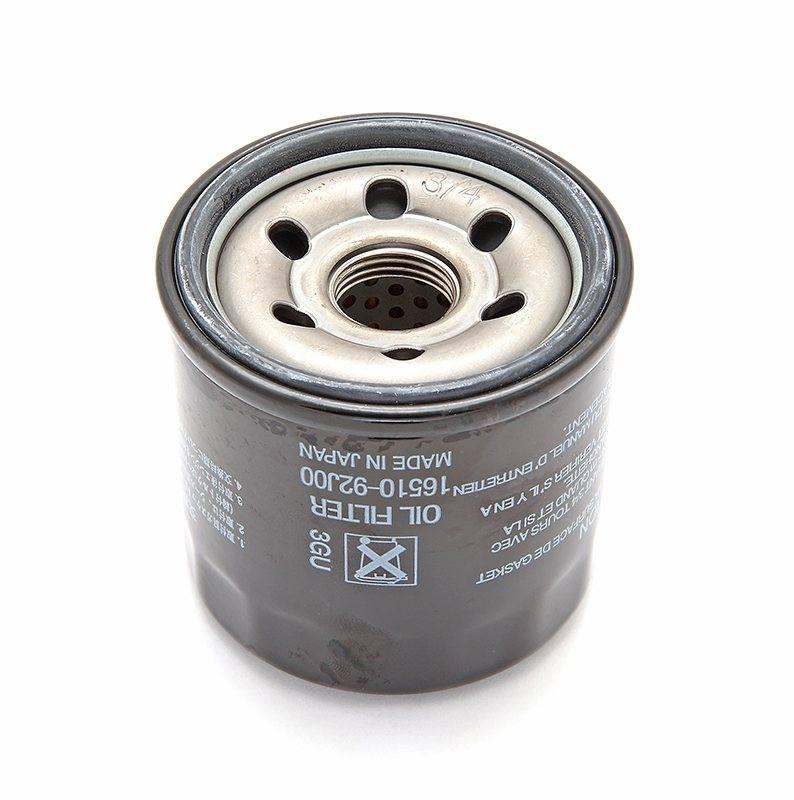 16510-92J00-000. 16510-92J00-000 Фильтр масляный на Suzuki (140лс)