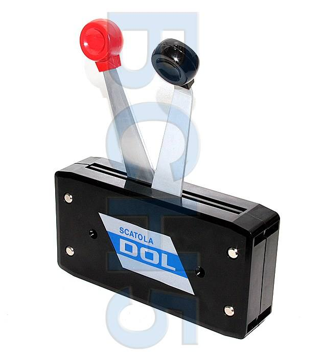 AB.600. Контроллер газ-реверс AB.600 (B49) с установ.к-том