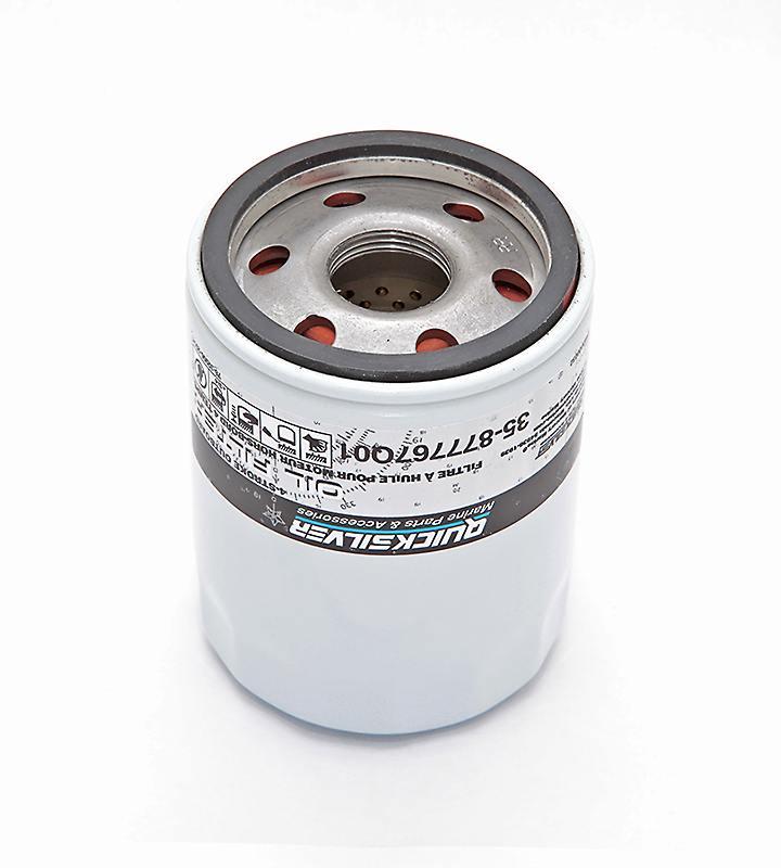 35-877767Q01. Масляный фильтр Verado L4