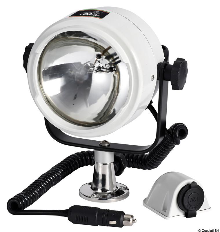Прожектор светодиодный 12/24В, 24Вт. 13.241.01