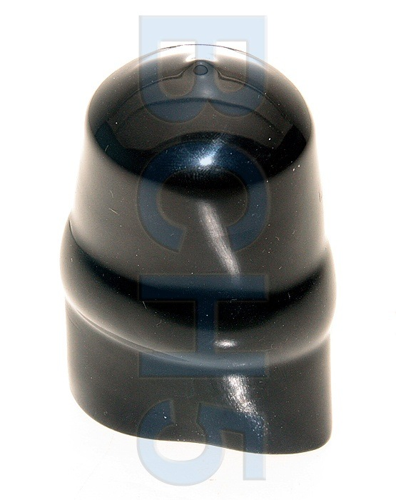 C11078. Чехол шара сцепного черн.резиновый C11078