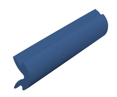 STRIPB. Вставка для профиля синяя декоративная STRIPB