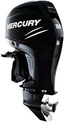 Mercury 150 XL Verado. Лодочный мотор Mercury 150 XL Verado /