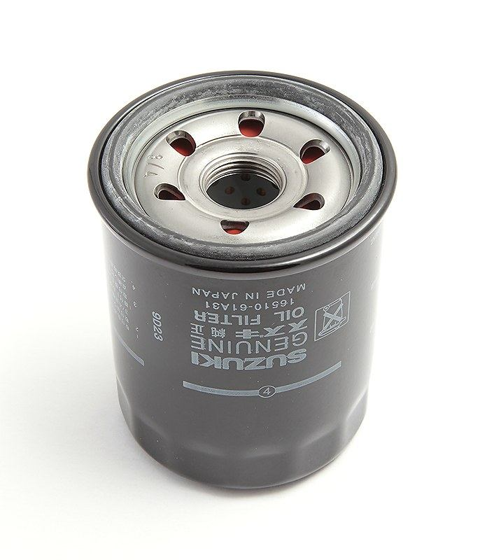 16510-61A31-000. Фильтр масляный Suzuki 16510-61A31-000