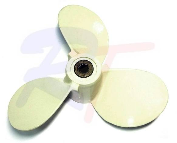 RTP-3BA07-00. Винт гребной 7-1/2x7 BA (3011) RTP-3BA07-00