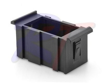RTA-10110-02. Рамка выключателя, центральная RTA-10110-02