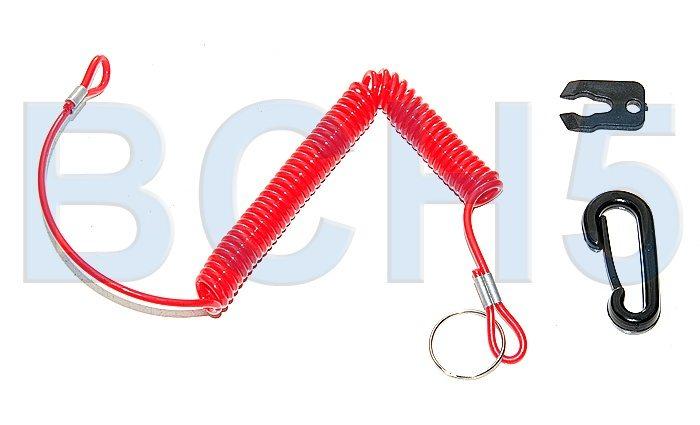 RTA-10284-HO. Чека предохранительная на шнуре RTA-10284-HO