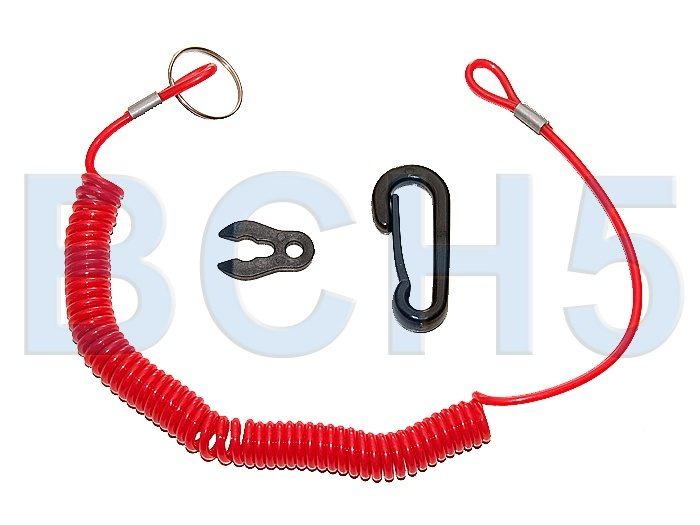 RTA-10284-TO. Чека предохранительная на шнуре RTA-10284-TO