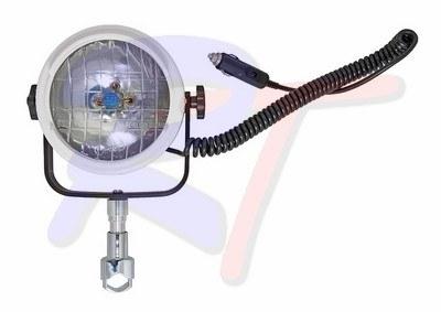 RTA-01604-WBCT. Фараискатель с креплением на релинг, белый. RTA-01604-WBCT