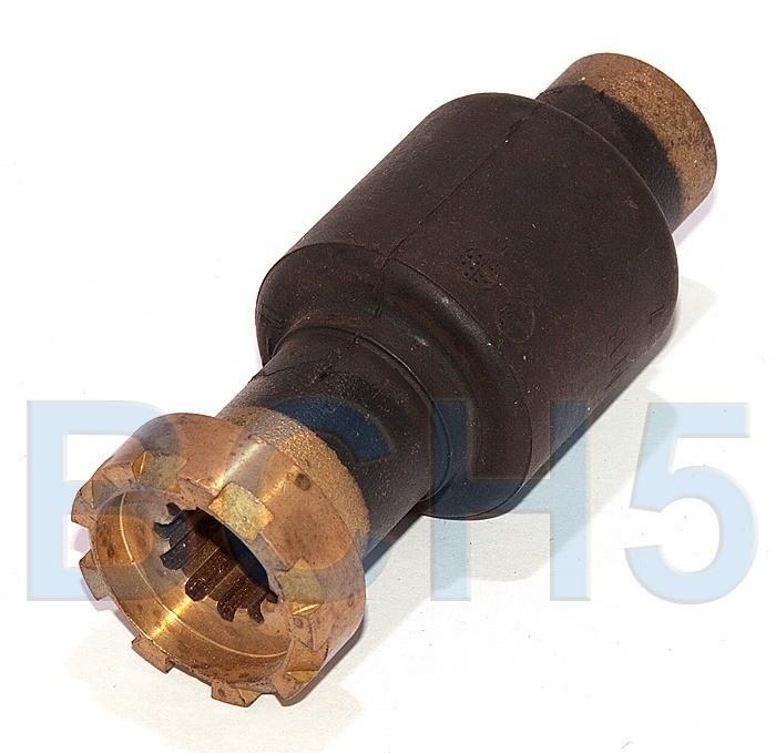 MB-RB. Втулка-демпфер резино-металлическая SOLAS для гребных винтов MERCURY/MARINER 15-25 л.с.