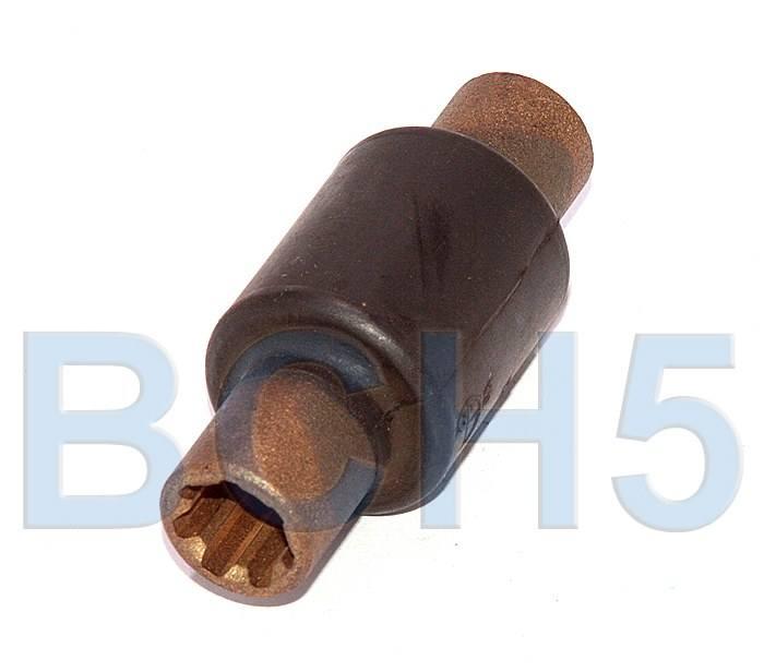 Y8-RB. Втулка резиновая Y8-RB