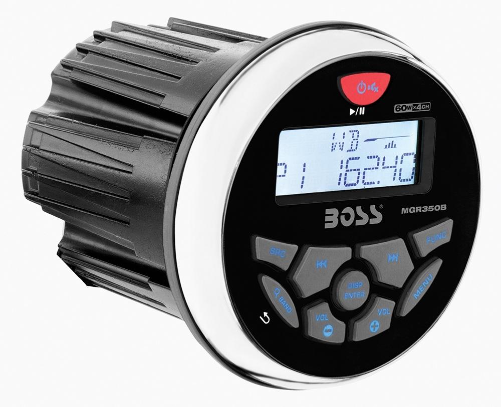 MGR350B. Аудиоплеер MP3/WMA/USB MGR350B