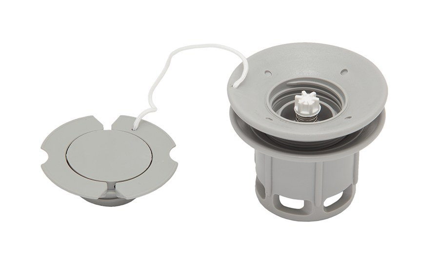 R601146. Клапан Bravo SP 129/2000 серый