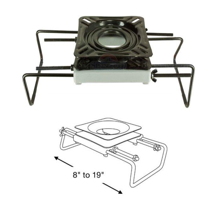 1100012. Основание для крепления сидений на рундук 1100012