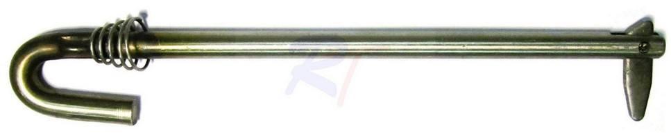 RTT-6E0-43160-01. Штифт упорный RTT-6E0-43160-01