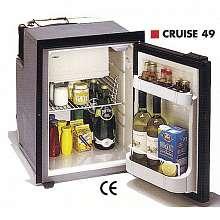 9514047031. Холодильник однодверный Isotherm Cruise 49 IM-1049BA1DD0041 12/24 В 0,6 - 2,7 А 49 л с левой дверью