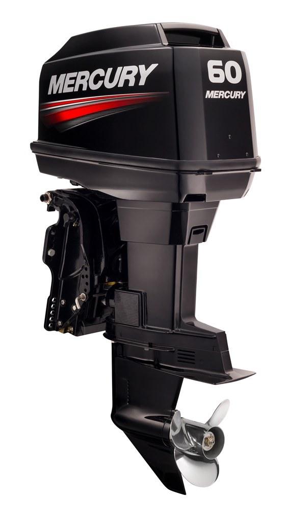 Mercury ME 60 EO. Лодочный мотор Mercury ME 60 EO