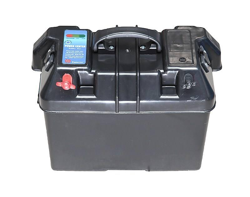 C11537. Коробка для аккумулятора C11537