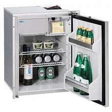 9514047003. Холодильник однодверный Isotherm Cruise 85 Inox IM-1085BA1MK0000 12/24 В 0,8/4,0 А 85 л