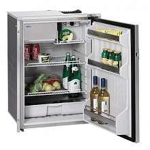 9514047005. Холодильник однодверный Isotherm Cruise 130 Inox IM-1130BB1MK0000 12/24 В 1,2/5,0 А 130 л с правосторонней дверью