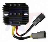 RTT-515-175-968. Регулятор напряжения в сборе RTT-515-175-968