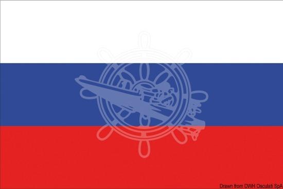 35.460.04. Российский флаг 50х75 35.460.04