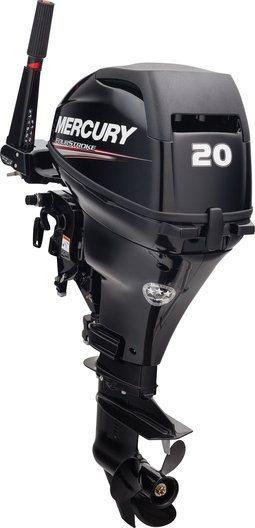Лодочный мотор Mercury ME F 20 MH EFI