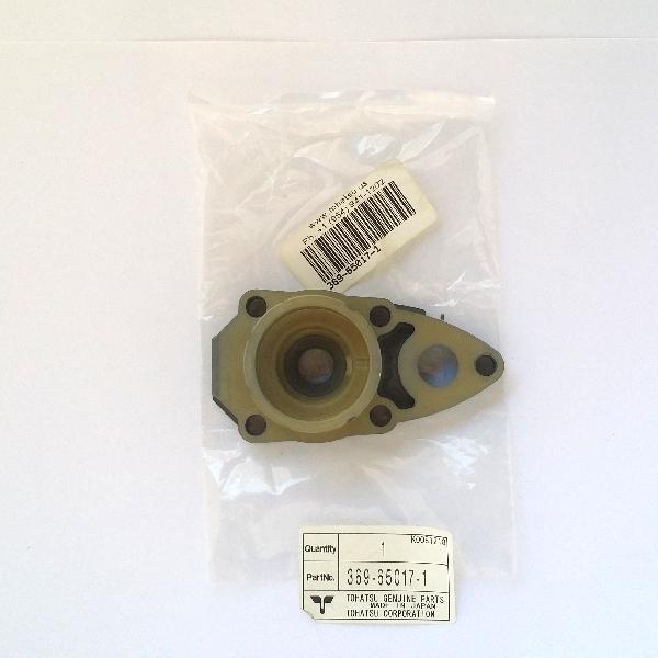 369-65017-1. Стакан, основание помпы / Pump Case Lower