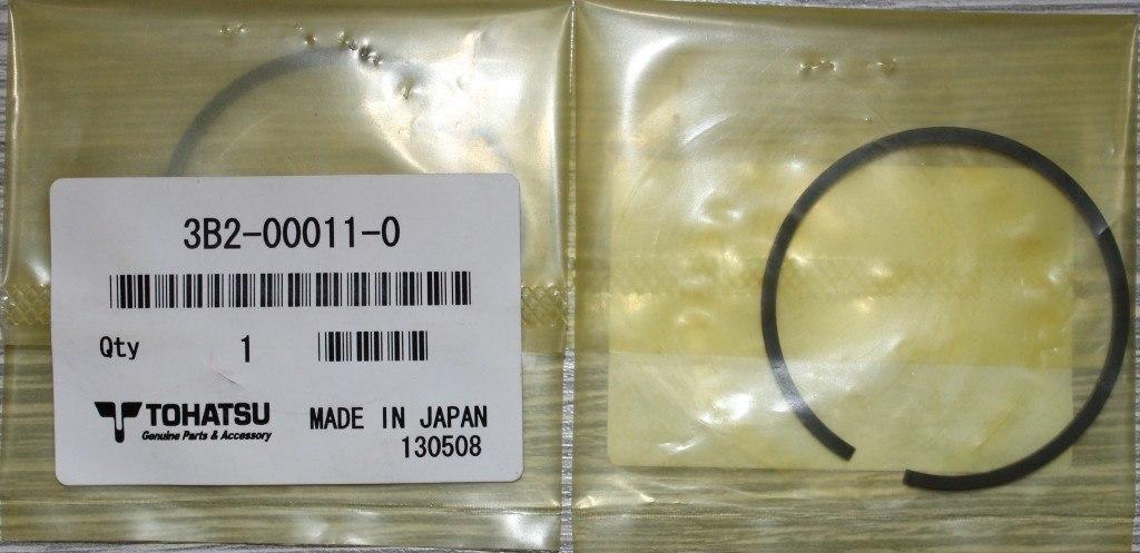 3B2-00011-0. Кольцо поршневое (стд)