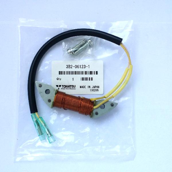 3B2-06123-1. Катушка освещения, генератор