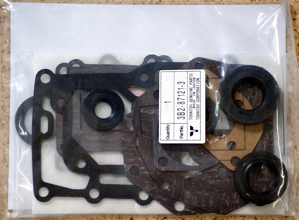 3B2-87121-4. Комплект прокладок двигателя
