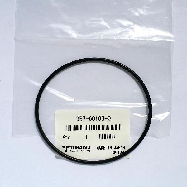 3B7-60103-0. Кольцо уплотнительное редуктора