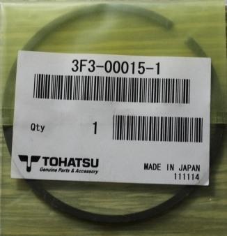 3F3-00014-2. Кольцо поршневое (+0.5)