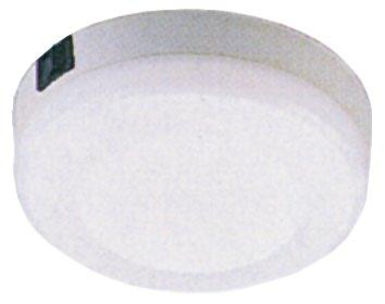 9514024017. Светильник двухрежимный 140 мм пласт.(00546) 9514024017