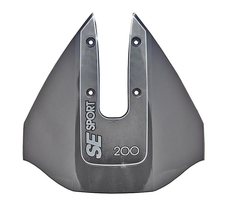 SES200. Гидрокрыло для плм до 40л.с. SES200