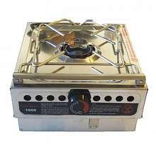 9515007900. Спиртовая плита с одной горелкой CookMate 1600 1,2 л 4,5 ч 236 x 137 x 262 мм